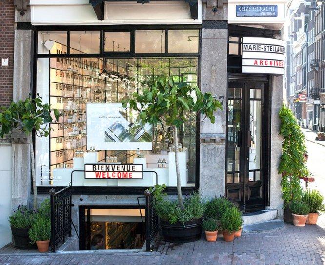 The Wunderkammer for Marie Stella Maris
