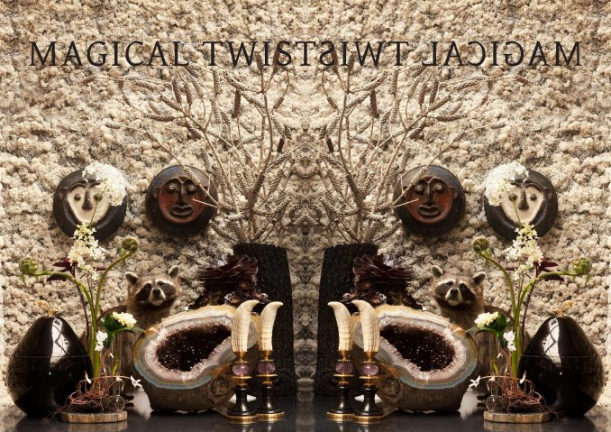 Shop for a Week Magical Twist met tekst